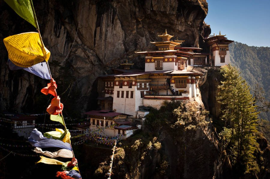 Bhutan, a top destination in Asia for 2019