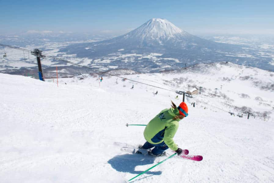 Niseko Japan, a top destination in Asia for 2019