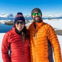 Jarryd and Alesha, Judges of the top destinations in Australia and the Pacific 2019