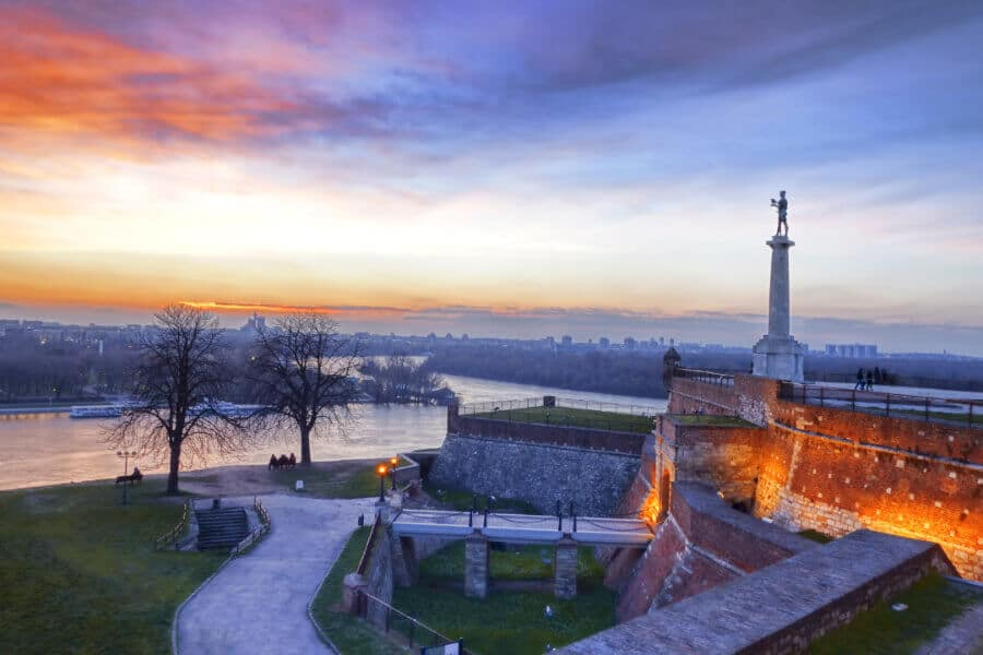 Serbia - Top Destination in Europe for 2019