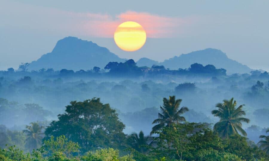 Sri Lanka, the top destination in Asia for 2019