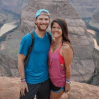 Katie and Ben of Two Wandering Soles