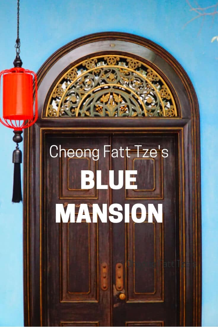 Cheong Fatt Tze's Blue Mansion in Penang: Staying in a UNESCO World Heritage Site