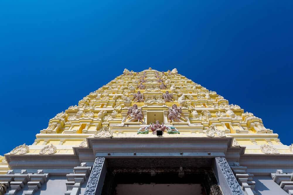 Arulmigu Balathandayuthapani temple Penang Malaysia