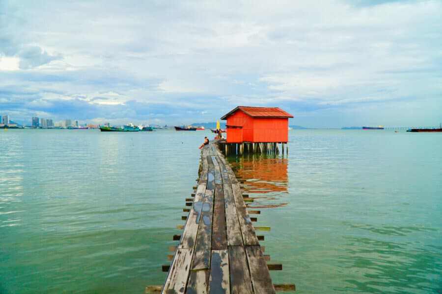 Tan Jetty Penang, a Top Thing to do