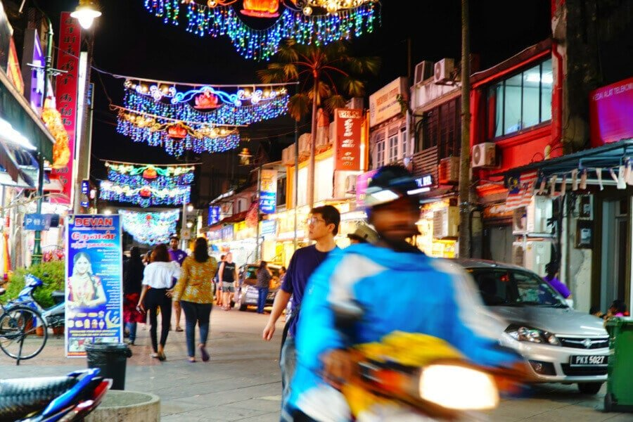 Little India a Top Place to Visit in Penang
