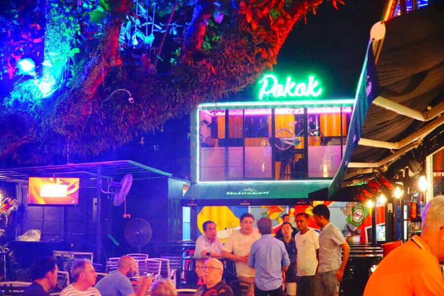 Pokak, a great bar in Penang