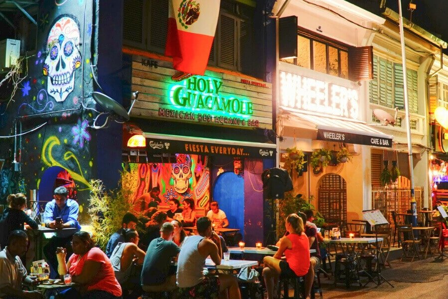 Holy Guacamole Restaurant and Bar