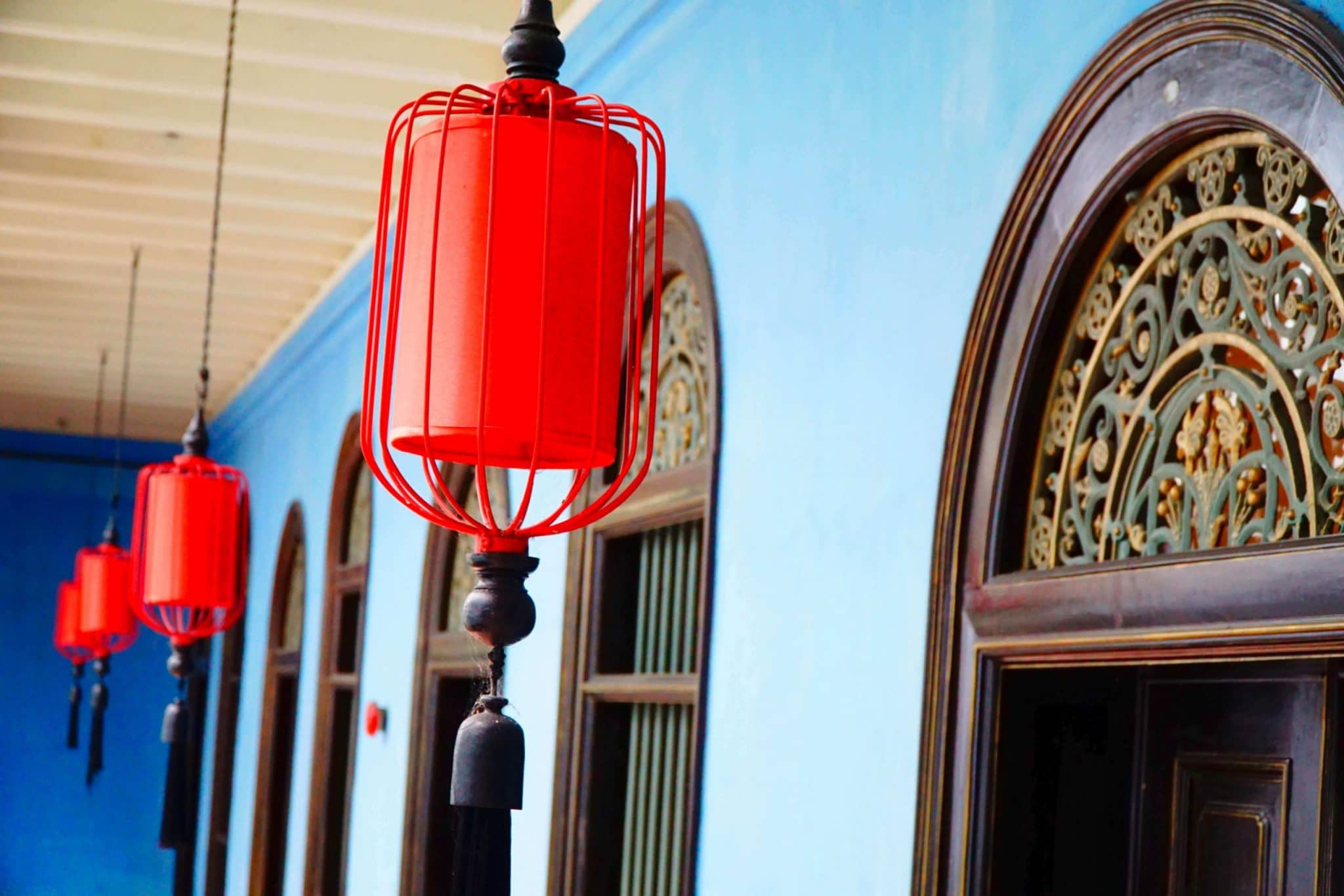 The Blue Mansion Penang