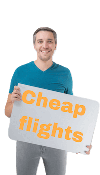 Cheap International Flights - Nate