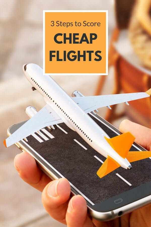 The Ultimate Guide to Finding Cheap Flights: After 3 years traveling the world, this is my 3-step process for always finding the best #airfare deals for #travel