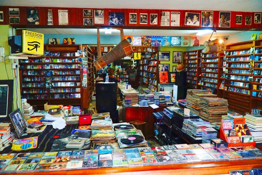 Jazzhole Bookstore, a Top Thing to Do in Lagos Nigeria