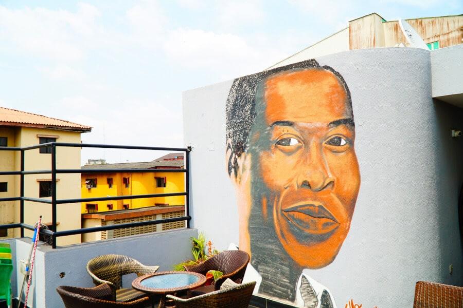Kelakuta Museum in Lagos