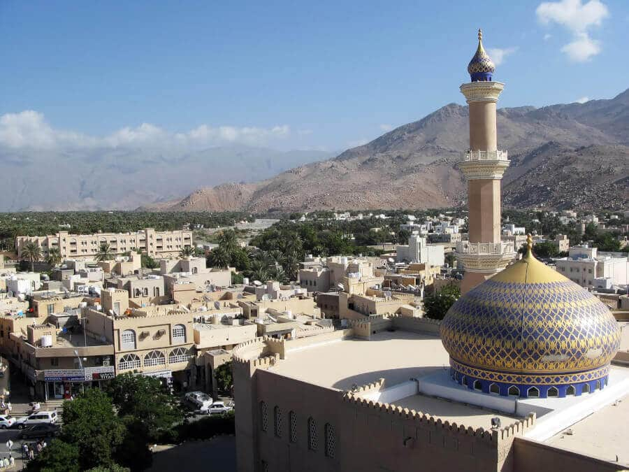 Nizwa, a Top Place to See in Oman