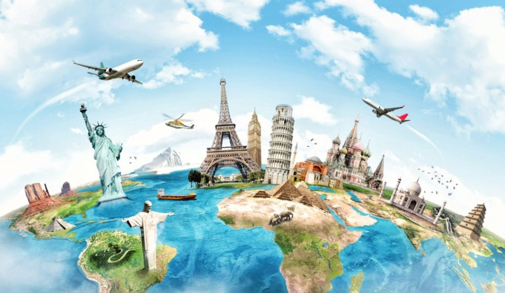 2020 Travel Destinations