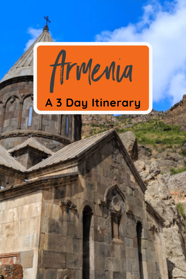 Wondering if #Armenia should be part of your bucket list destination? Here's a 3-day itinerary to help you decide. From climbing the famous #Yerevan Cascades to touring the countryside and learning about Armenia's history, read through this #TravelGuide to make the most out of your trip.