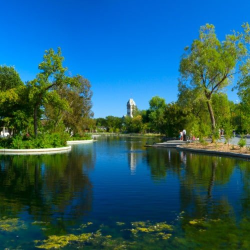 Assiniboine Park in Winnipeg things to do