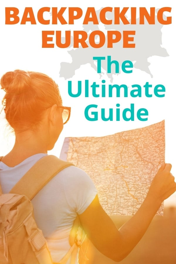 Backpacking #Europe is at the top of many a traveler's bucket list. But how exactly do you start planning such a big trip with so many variables? Take it from our well-traveled author and check out all her tips and advice in this comprehensive backpacking Europe #TravelGuide.