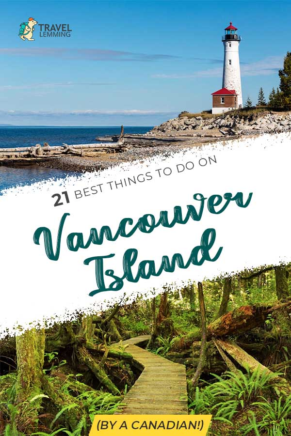 Got any plans of traveling to Canada's #VancouverIsland any time soon? Then you've come to the right article! In this comprehensive #TravelGuide, you'll get to know the best #ThingsToDo on Vancouver Island. As a bonus, we've included helpful tips such as how to get to and around Vancouver Island, and many more! #BritishColumbia