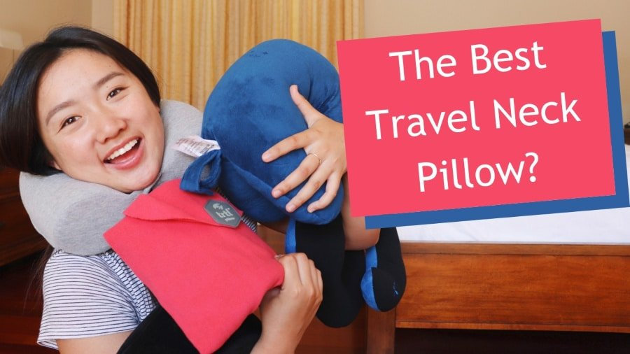 Best Travel Pillow 2020.5 Top Travel Pillows Reviewed Which Neck Pillow Won Our Tests