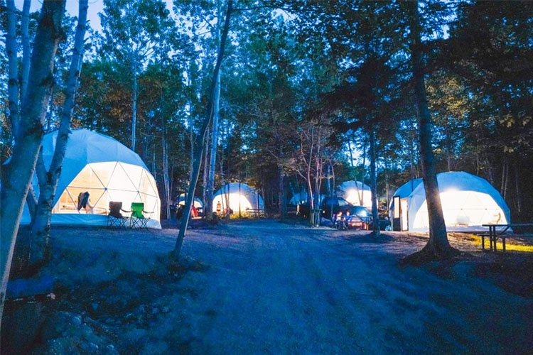 Domes at Blue Bayou Resort