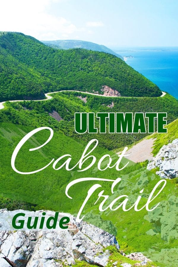 Ready to discover all the #ThingsToDo on the #CabotTrail? Located on #CapeBretonIsland in #NovaScotia, the Cabot Trail is known to Canadians as one of the most beautiful drives in all of #Canada. In this comprehensive #TravelGuide, you'll get a full #itinerary including a map, tips on the best time to visit as well as the best places to stay.