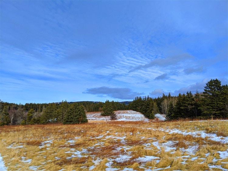 Cabot Trail Landscape