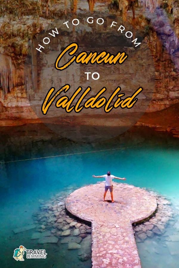 Looking to go from #Cancun to #Valladolid? You've come to the right article. In this #TravelGuide, we provide you four different ways to go depending on your preference—the cheapest, safest, for day trippers and our personal pick. We've also included #WhereToStay options for when you decide to stay overnight (which we highly recommend to do so). #Mexico