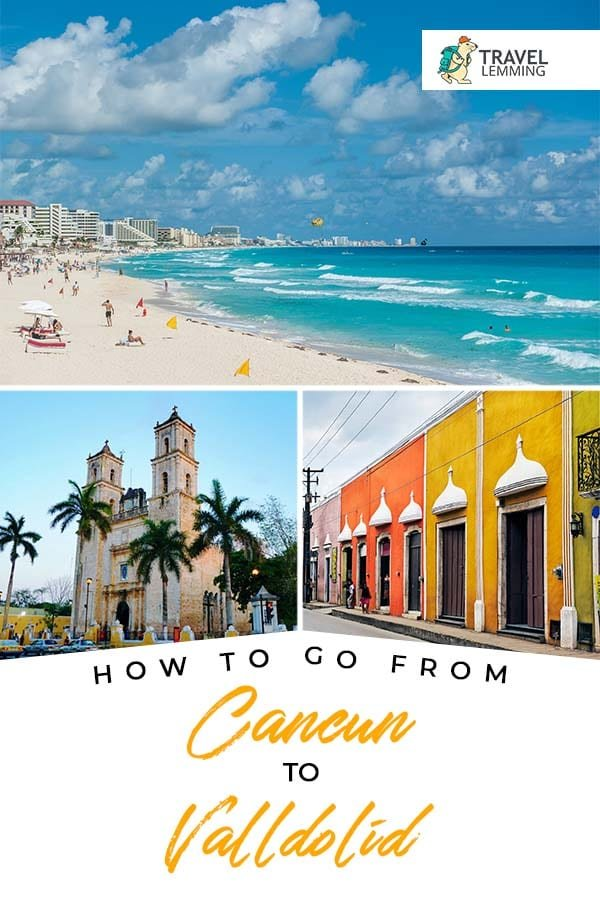 Do you need some tips on how to get to #Valladolid from #Cancun? Check out our helpful #TravelGuide where we break down the pros and cons of the four main ways to go depending on your priority—budget, safety, or something in between. And if you need some recommendations on #WhereToStay overnight, you can find some accommodation options within the guide. #Mexico