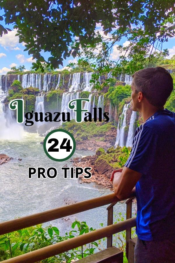 Searching for some practical and useful #TravelTips for visiting #IguazuFalls? Then look no further! From the question of choosing which side, #Argentina or #Brazil, to how many days you need; from what items you should be bringing to the best photo spots, this #TravelGuide has got you covered.