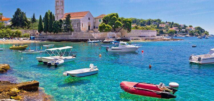 Croatia Island Hopping Itinerary