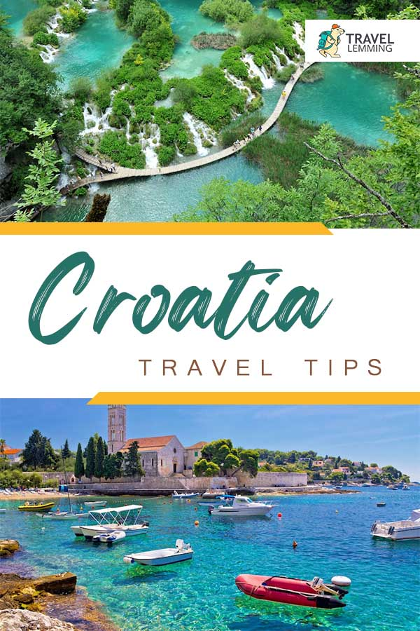 Croatia is a diverse nation that boasts some of the best natural sites in the world, is full of fairytale-like architecture, and is incredibly safe to boot. Yet, there are some things you should know before you go. Browse through our 15 #Croatia #TravelTips to make the most out of your adventure!