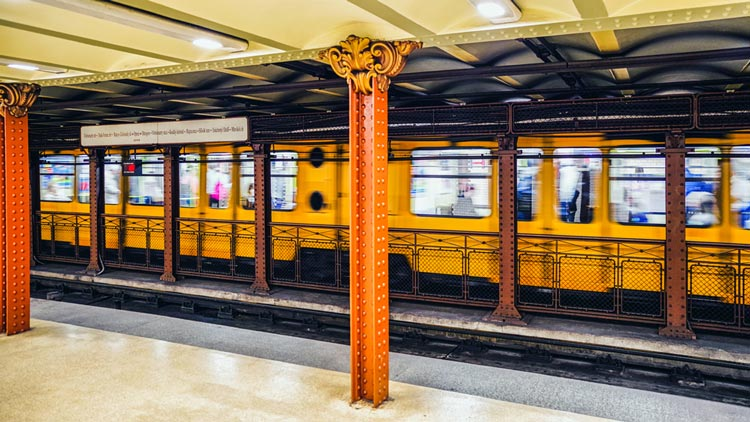 History of Budapest's Metro