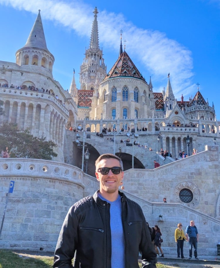 Fisherman's Bastion, a Top Attraction in Budapest