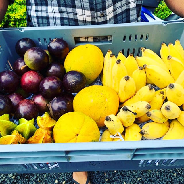 Fruits, a good stop on your Rarotonga itinerary