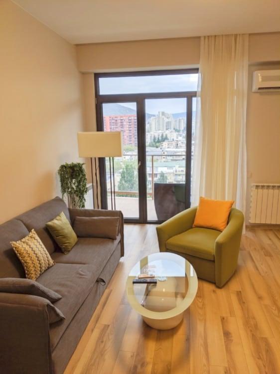 Apartment in Tbilisi Georgia