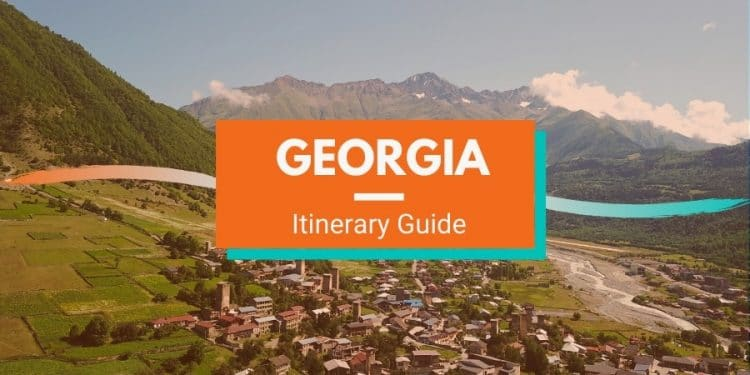 Georgia Itinerary Guide