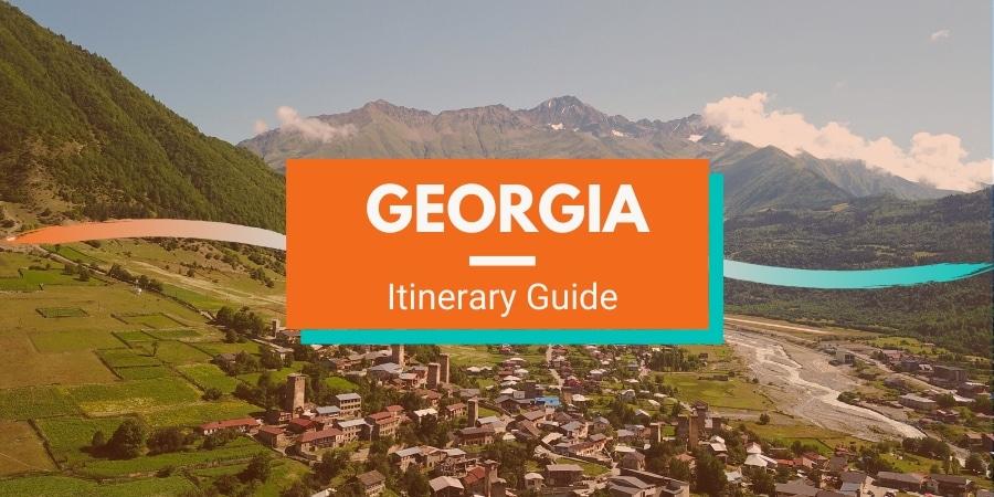 Georgia Itinerary Guide