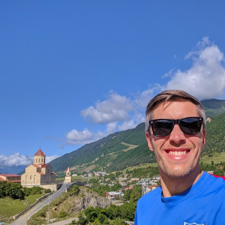 Travel Lemming in Svaneti Georgia