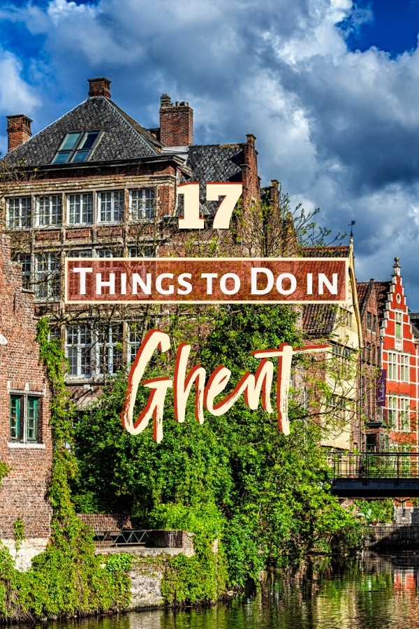 Looking for things to do in #Ghent? Try out some traditional Belgian food in the Streets of #Patershol. Admire amazing architecture such as the St. Bravo's Cathedral and the #GravensteenCastle. Why not party the night away in #Overpoort? Or try to find your favorite Belgian beer. This #TravelGuide includes all activities that are picked by a local expert, so you're sure to make the most out of your trip!