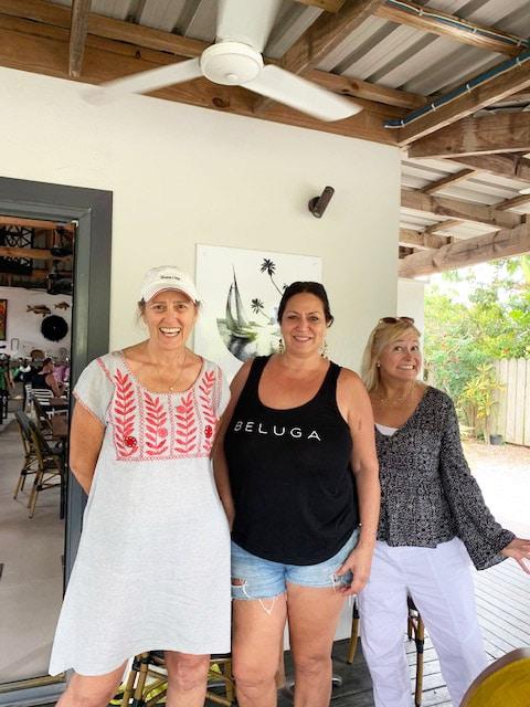 Beluga restaurant Rarotonga