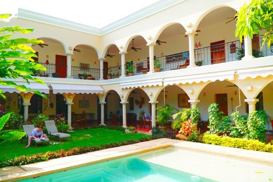Hotel Posada San Juan, a Top Hotel in Valladolid Mexico
