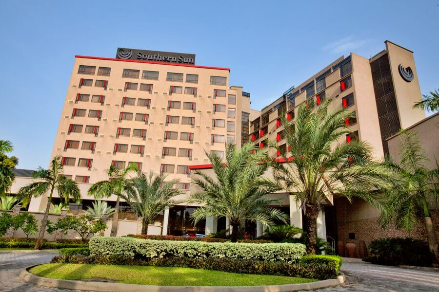 Best Hotel for Business Travelers in Lagos Nigeria: Southern Sun Ikoyi