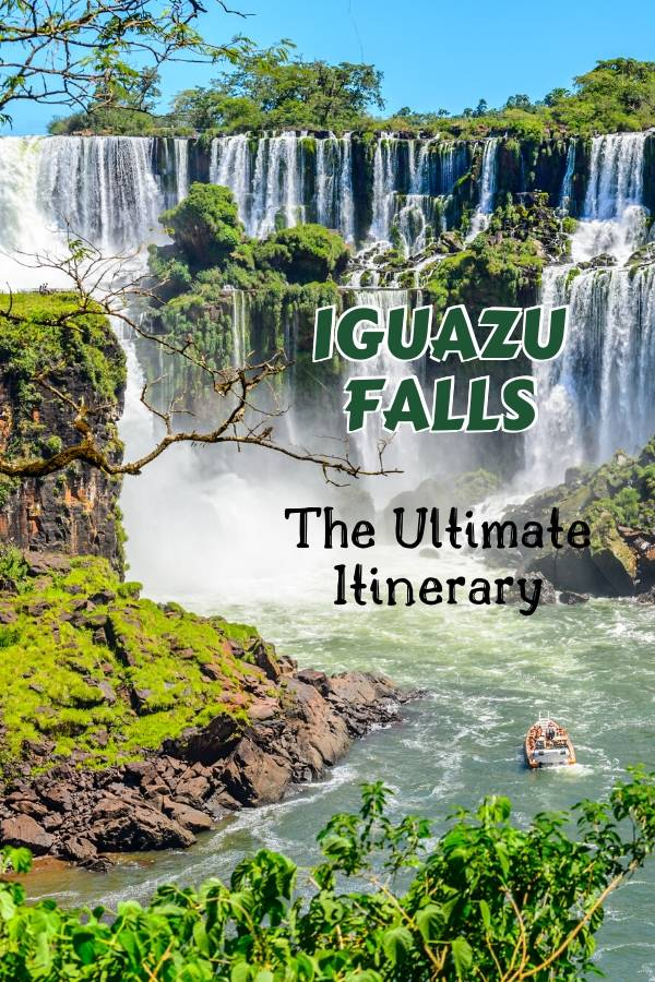 Planning on visiting #IguazuFalls anytime soon? Then here's an ultimate 3 day #itinerary guide to make the best out of your trip. You'll find great tips such as picking the best hotel to stay in and activities to do on both the #Argentina and #Brazil sides. Get yourself soaked at the #DevilsThroat. Take the Gran Adventura Jet Boat. Enjoy and have the time of your life exploring this amazing wonder of nature!