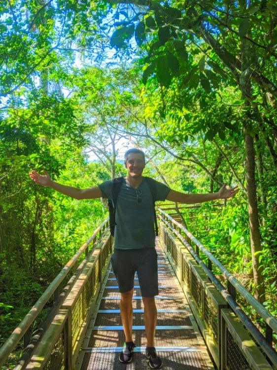 Trails of Argentina Iguazu Falls National Park