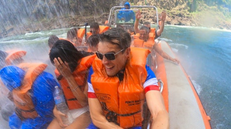Travel Lemming on Macuco Jet Boat Safari
