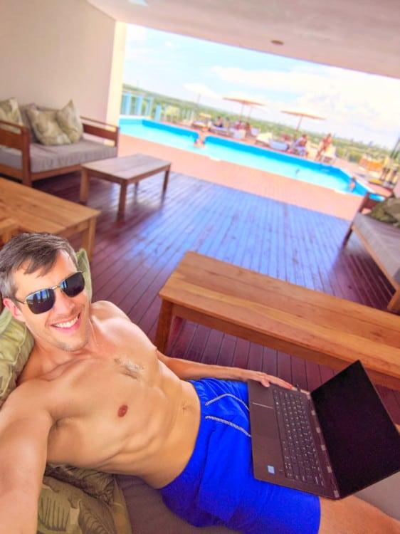 O2 Puerto Iguazu Hotel Pool