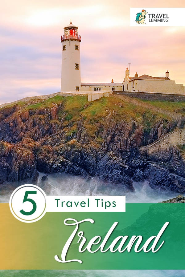 Although #Ireland is known to be one of the world's most popular travel destinations, it still manages to feel authentic even at its busiest points. In this article, we'll give you five useful tips for visiting this enchanted land that will help you make the most out of your #Irish trip!