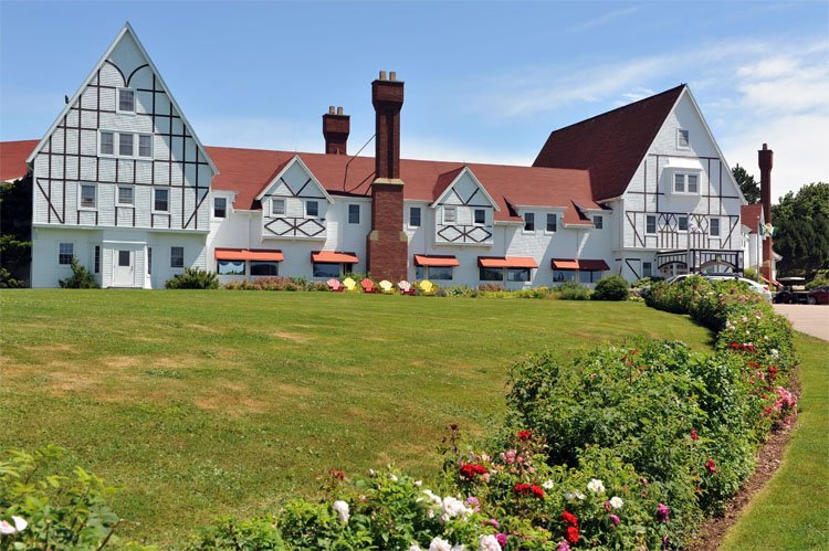 Keltic Lodge in Cape Breton