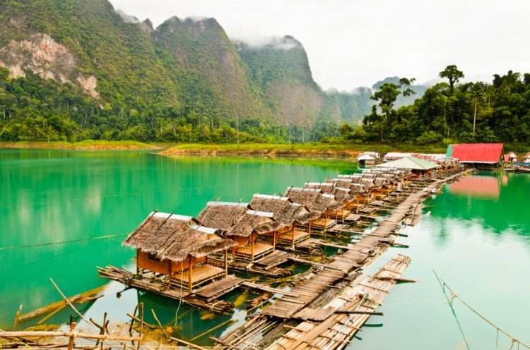Khao Sok, a top attraction in Thailand